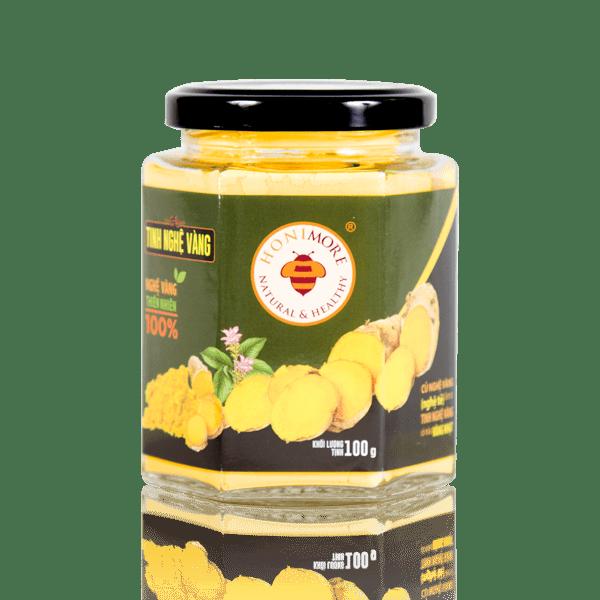 Tinh nghệ vàng Honimore nguyên chất hũ 100g