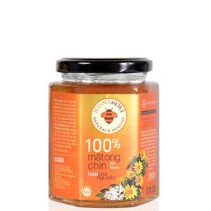 Mật ong hoa cà phê rừng cao nguyên Honimore hũ 360g