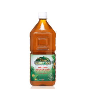 Mật ong Rừng Nhiệt Đới nguyên chất chai 1.35kg