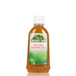 Mật ong Rừng Nhiệt Đới nguyên chất chai 300g