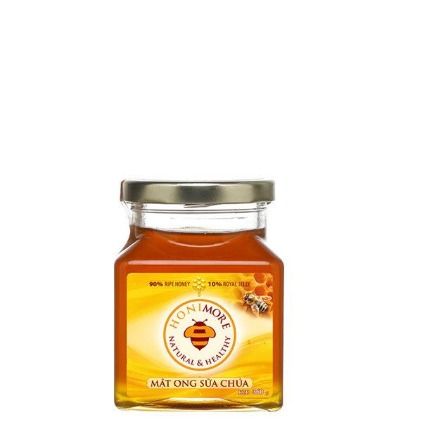 Mật ong sữa chúa Honimore hũ 360g