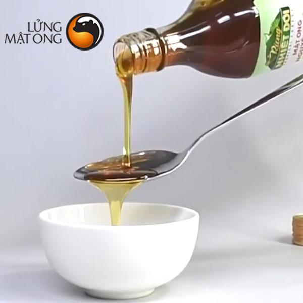 Rót mật ong Rừng Nhiệt Đới nguyên chất chai 700g