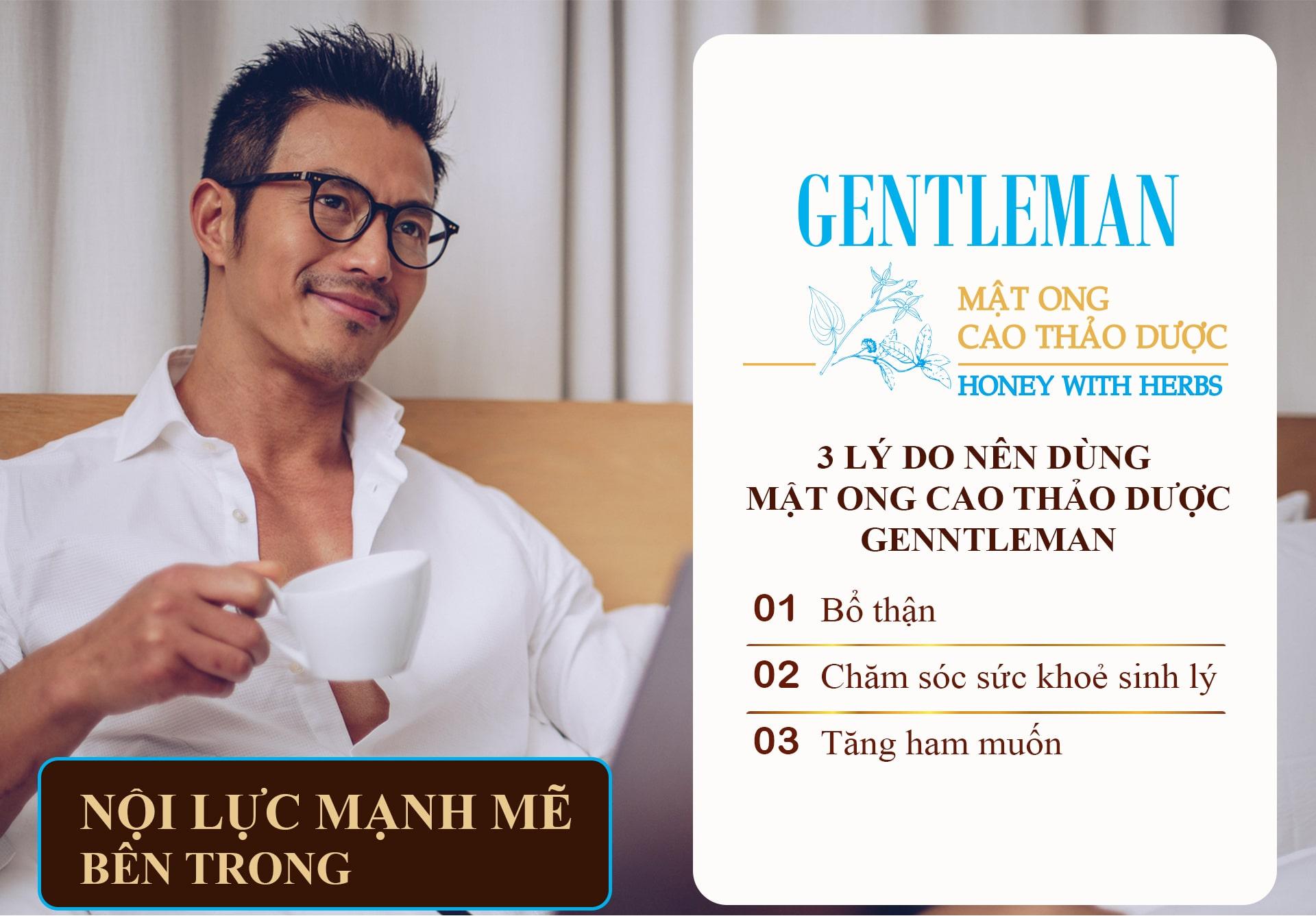 3 lý do gentleman