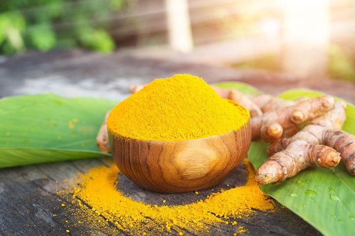 Bột nghệ được sử dụng rộng rãi trong ẩm thực Nam Á