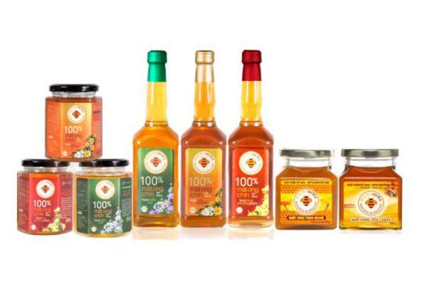 Một số sản phẩm của Honimore