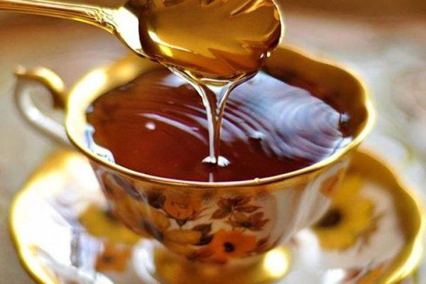 Sự hấp dẫn của mật ong