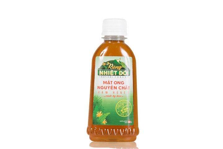 Mật ong nguyên chất Rừng Nhiệt Đới 300g