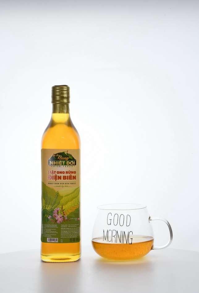 Mật ong rừng Điện Biên