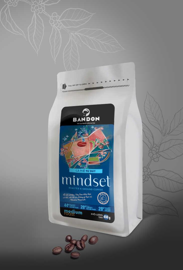Cà phê phin Bandon Remind 450g - cà phê Tư duy